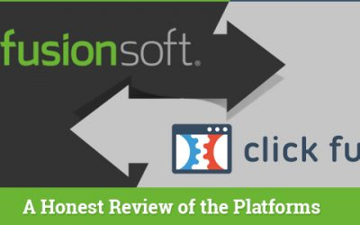 Infusionsoft Vs ClickFunnels – Which is better for small business marketing?